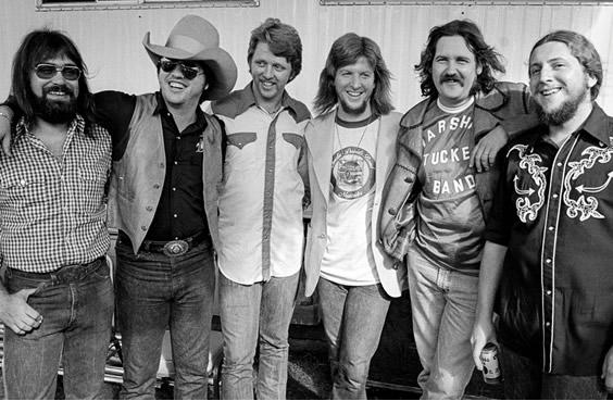The Marshall Tucker Band - The Roundup