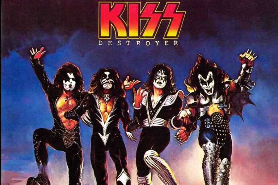 Kiss Band - Destroyer_The_Roundup